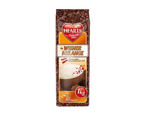 купить Кофейный напиток Hearts Wiener Melange, 1 кг