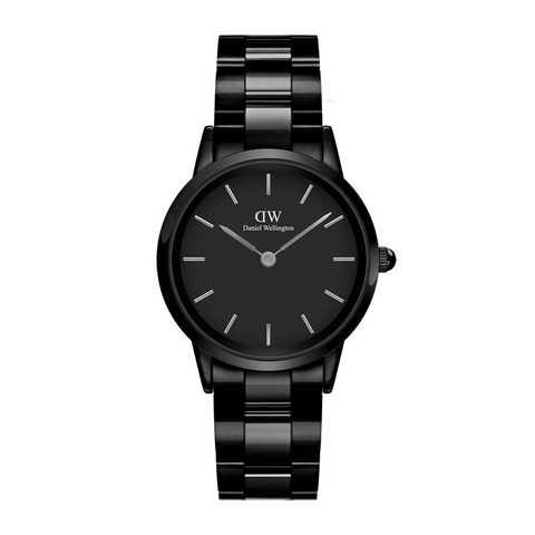 Купить Женские часы Daniel Wellington Iconic Link Ceramic 32 мм DW00100414 по доступной цене