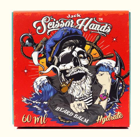 Бальзам для бороды Scissor Hands Jack 60 ml