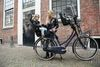 Велокресло Bobike Exclusive Tour Frame-Carrier система крепления 2 в 1. Цвет: Urban grey