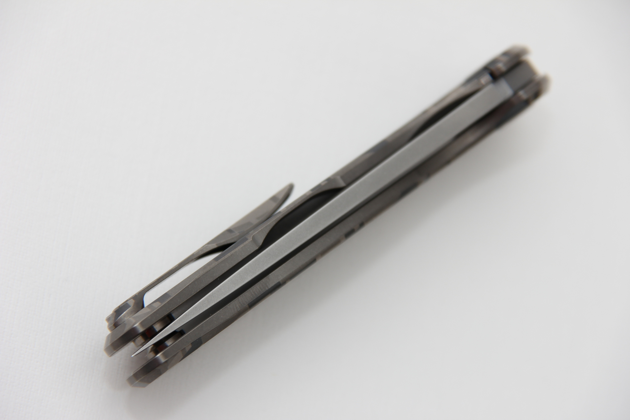 Нож Широгоров Flipper 95 Elmax Custom Division - фотография
