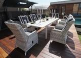 Набор садовой мебели стол Тоскана + 6 кресел Верона