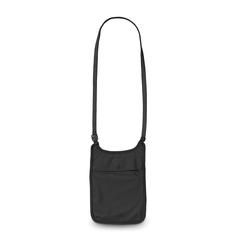 Кошелек потайной нательный Pacsafe Coversafe S75 Черный