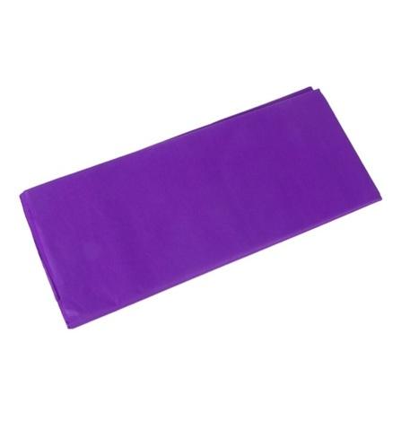 Бумага тишью 10 шт., 50x66 см, цвет: фиалковый