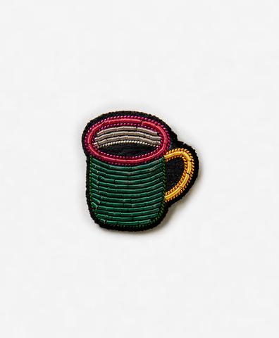 Брошь Mug