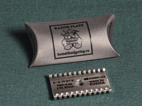 Нижняя плита Старта GAP 0.90 открытая голова (open comb)