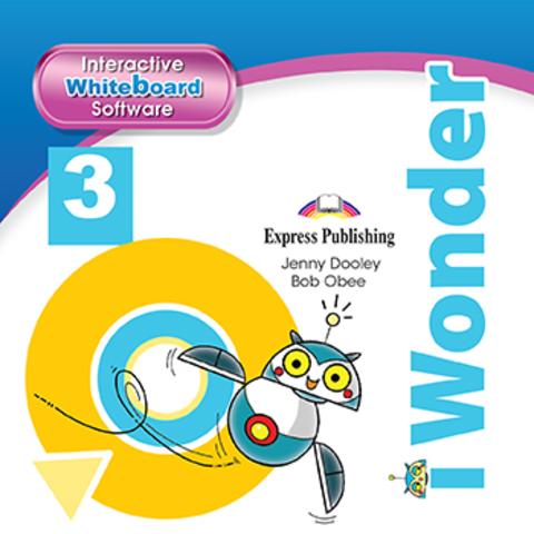 I Wonder 3 Interactive WhiteBoard Software - Диск для интерактивной доски