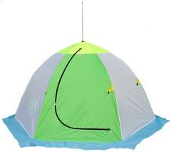 Палатка для зимней рыбалки Медведь - 3 Оксфорд 210