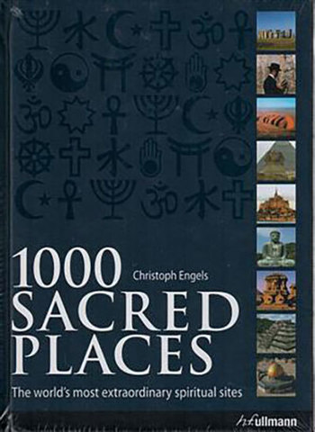 9783833154805 - 1000 Sacred Places