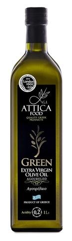 Оливковое масло Агурелио Attica Food 1л