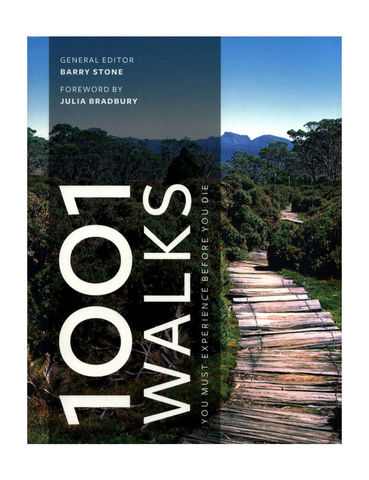 1001 Walks : You must experience before you die