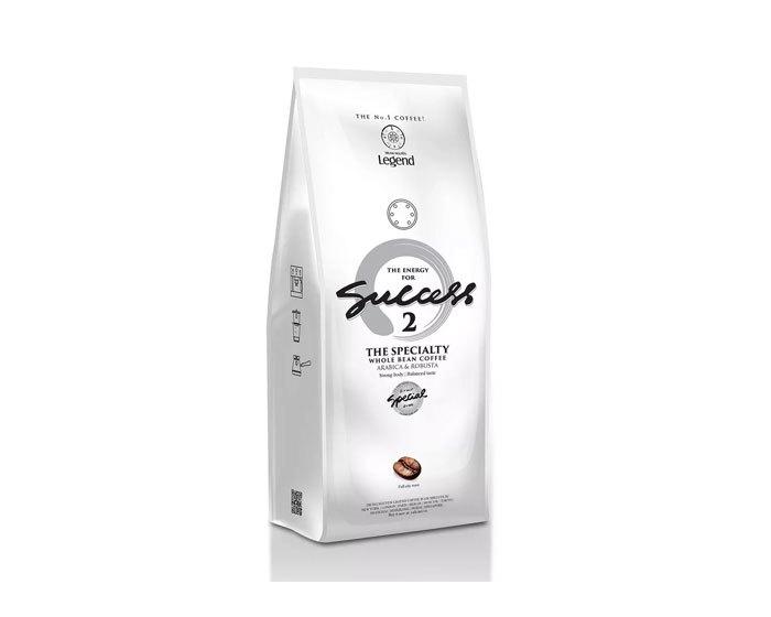 купить Кофе в зернах Trung Nguyen Success №2, 1 кг