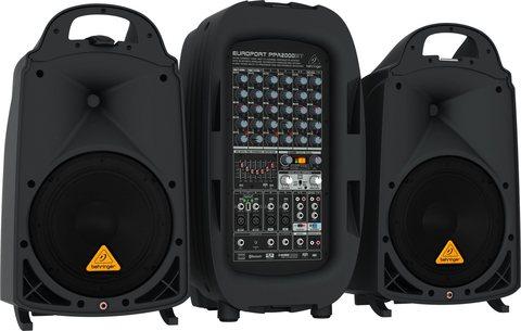 Звукоусилительные комплекты Behringer PPA2000BT