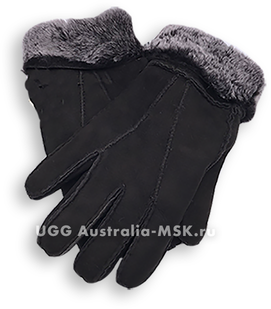 UGG Women's Glove Black