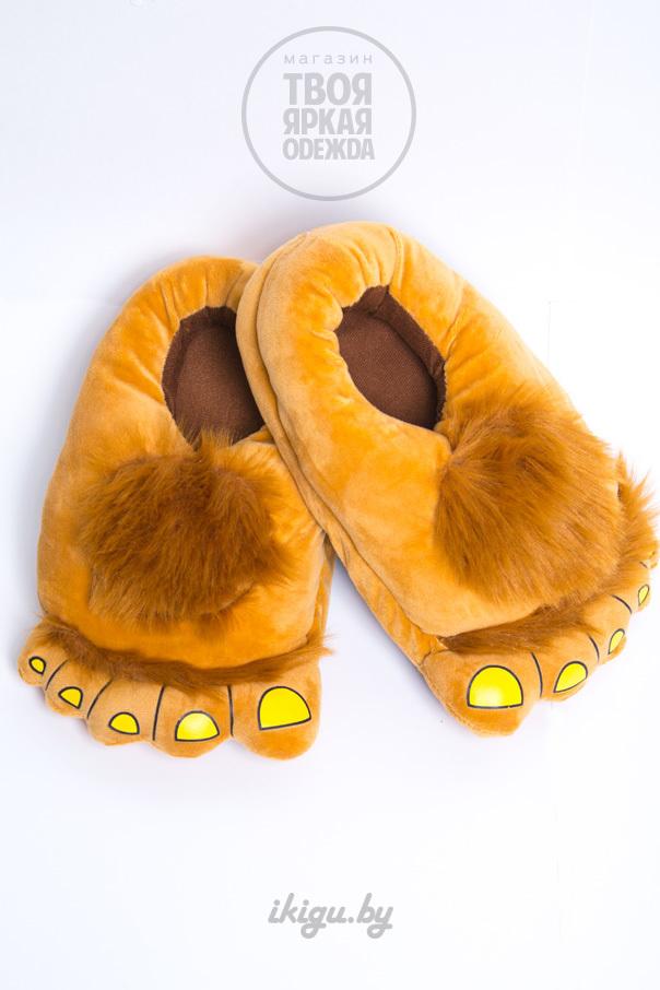 """Тапочки Тапочки """"Ноги Бигфута"""" nogi-bitfuta.jpg"""