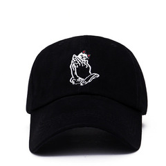 Кепка Ripndip (Бейсболка Рипндип) черная