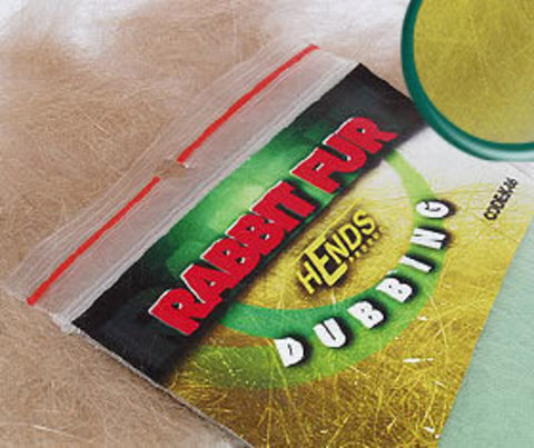 Даббинг HENDS Products Rabbit Fur Dubbing