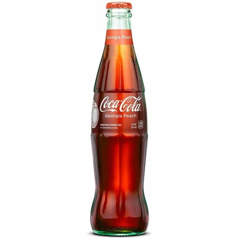 Coca-Cola Georgia Peach 0,355 л
