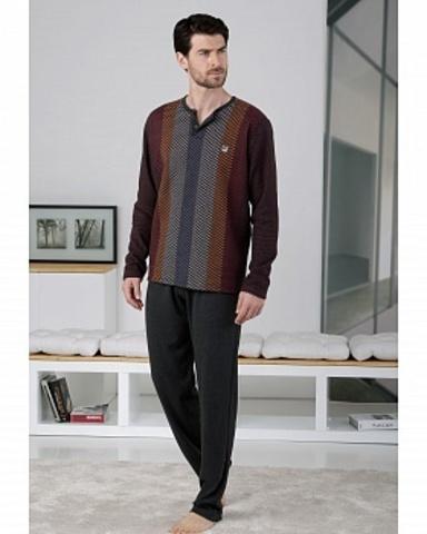 Пижама мужская со штанами Massana MP_711304