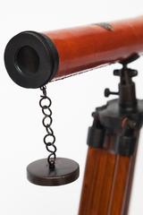 Подзорная труба на треноге, настольная, Secret De Maison ( mod. 43600 ) — античная медь