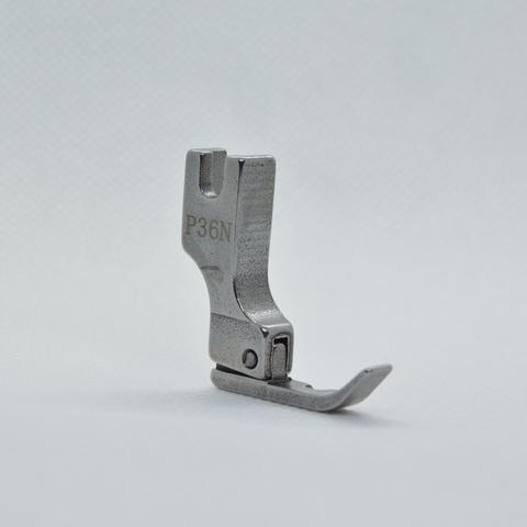 Лапка для вшивания молнии левая Р36N (5мм) | Soliy.com.ua