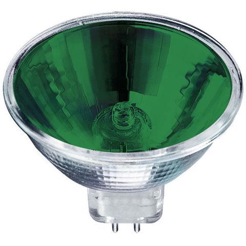 Лампочка для цветотерапии Harvia MR-16 цвет зелёный