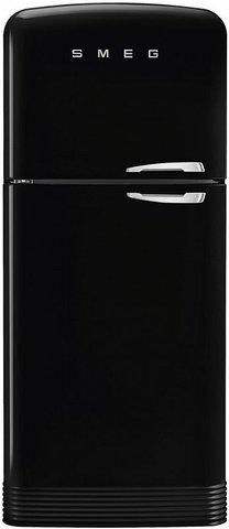 Холодильник с верхней морозильной камерой Smeg FAB50LBL5
