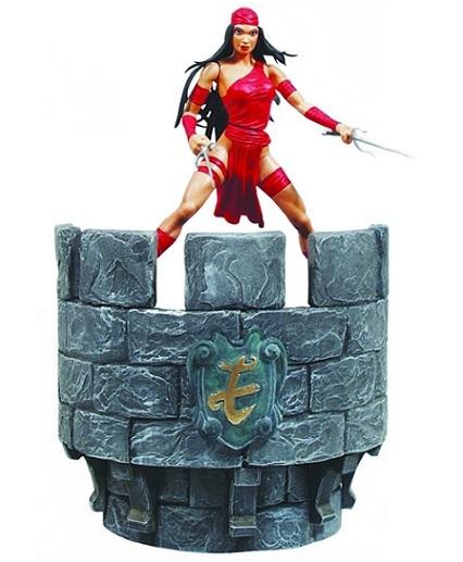 Марвел Селект фигурка Электра — Marvel Select Elektra