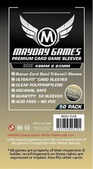Протекторы для настольных игр Mayday Premium Roman Card Sized Tribune (49x93) - 50 штук