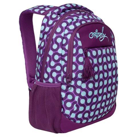 Рюкзак (/5 круги, фиолетовый - бирюза)