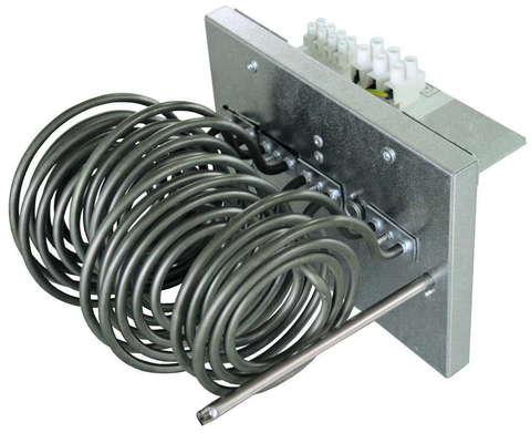 Опциональный электрический нагреватель SHUFT EH/CAUF 500 - 2,0/1