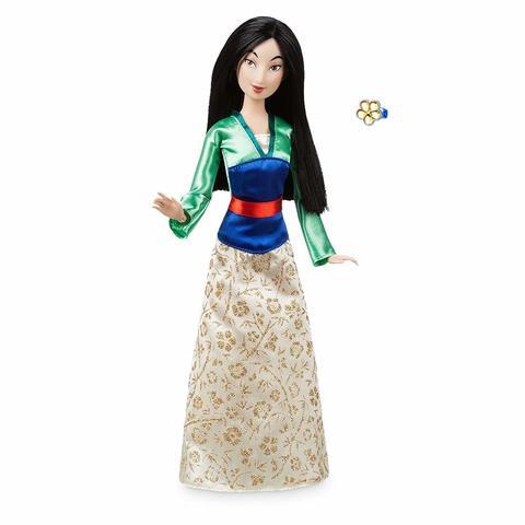 Дисней Мулан классическая кукла 30 см с кольцом