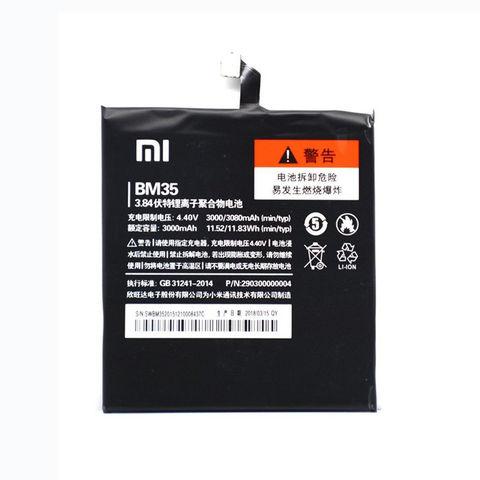 Battery Xiaomi BM35 Mi4c 2400mAh MOQ:20