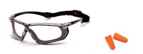 Защитные очки Pyramex Crossovr (SBG10610DT)