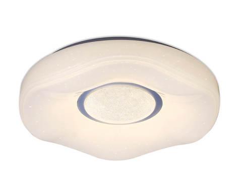 Потолочный светодиодный светильник Ambrella FS1237 WH 72W Белый без Пульта