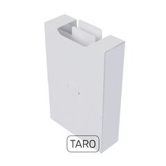 Органайзер для карт Uniq Card-File Taro - 30 mm (Белый)