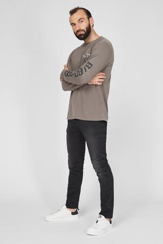 Мужские черные джинсы KROOLEY-E-NE Diesel