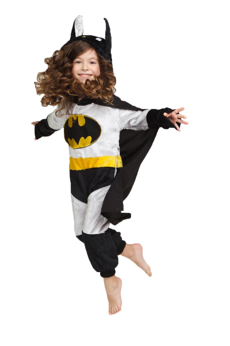 Плюшевые пижамы Бэтмен детский Sofija-Ustinova4653544.jpg