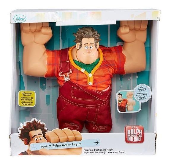 Ральф против интернета игрушка говорящий Ральф