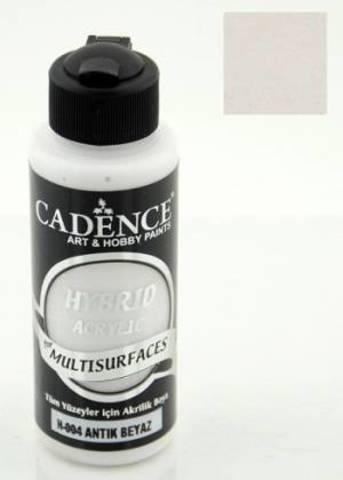 №04 Hybrid Acrylic, Античный белый, 70мл., Cadence