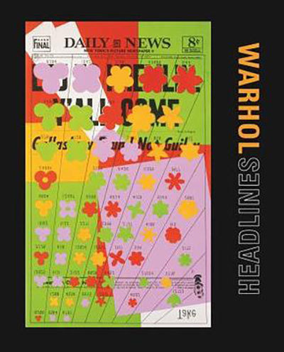 9783791351605 - Andy Warhol: Headlines