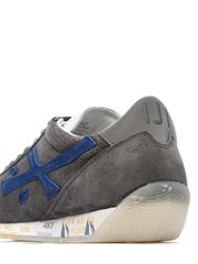 Замшевые кроссовки Premiata Jackyx 4707