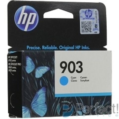 HP T6L87AE Картридж струйный №903, Cyan {OJP 6960 (315стр.)}