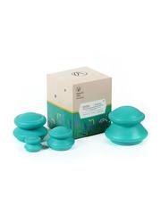 Резиновые чудо-банки для вакуумного массажа (массажные банки для базового марафона), Beauty365 (Бьюти 365)