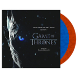 Soundtrack / Ramin Djawadi: Game Of Thrones, Season 7 (Coloured Vinyl)(2LP)