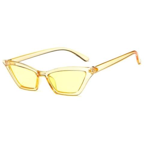 Солнцезащитные очки 2154003s Желтый