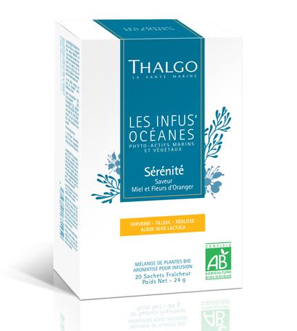 Thalgo Травяной настой расслабление Organic Infus'Oceanes Serenity