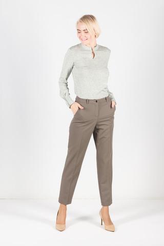 Фото укороченные брюки со стрелкой - Брюки А477-361 (1)