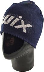 Шапка Swix Swix-logo темно-синий