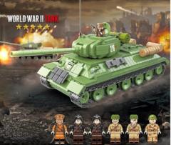 Конструктор Танки Второй Мировой войны средний Советский Танк Т-34